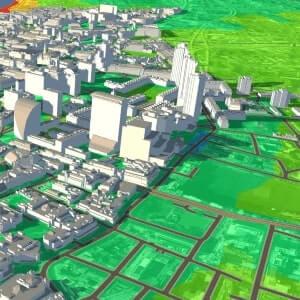 Todos nuestros proyectos se apoyan en sistemas de información geográfica, elaboramos aplicaciones web y móvil para el análisis geoespacial de datos, IDE, geoportales y visores online de mapas. Trabajamos con teledetección, Big Data, o modelos 3D. Aportamos análisis de geomarketing y cartografía temática.